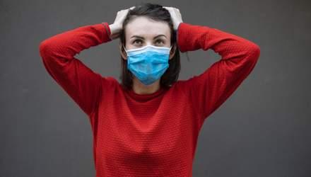 Що таке маскне та як маски впливають на виникнення прищів
