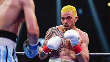 Український боксер Редкач кинув виклик Ломаченку
