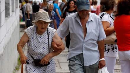 Різниця у 10 років: ВООЗ оцінила тривалість життя в Україні жінок та чоловіків