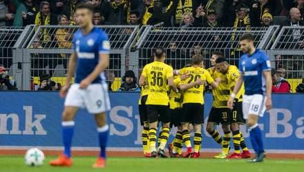 Боруссія Дортмунд – Шальке: де дивитися онлайн матч Бундесліги