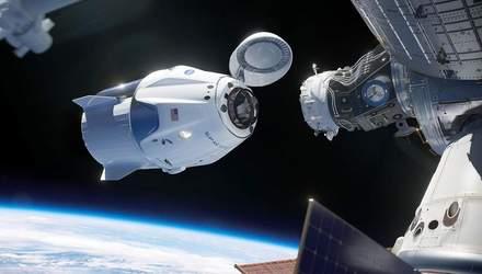 Який з вас астронавт: SpaceX випустила симулятор стикування з МКС