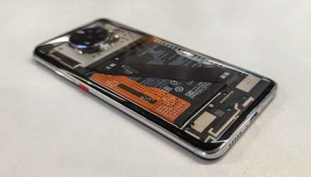 """Показали впечатляющую, прозрачную версию Redmi K30 Pro: """"живые"""" фото смартфона"""