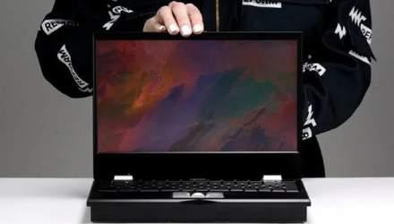 Выпустили модульный ноутбук с возможностью апгрейда