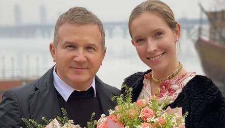 Катя Осадчая и Юрий Горбунов провели выходной на природе: Радуемся, как дети