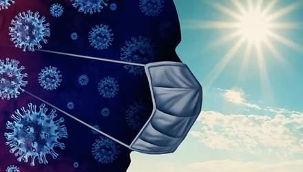 МОЗ стверджує, що морська вода і сонце вбиває коронавірус: чи підтверджує це наука