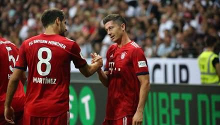 Баварія – Айнтрахт: де дивитися онлайн матч Бундесліги
