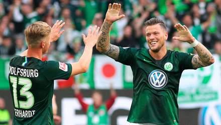 Вольфсбург – Боруссія Д: прогноз букмекерів на матч чемпіонату Німеччини