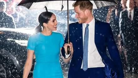Меган Маркл собственноручно сделала подарок принцу Гарри на годовщину свадьбы