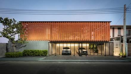 Дом сквозняков: фото интерьера жилья в Таиланде с озером внутри