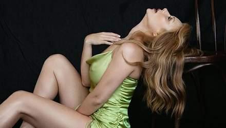 Тина Кароль снялась в фотосессии без белья: эротическое фото