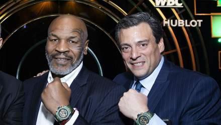 Повернення Тайсона: боксера включать у рейтинг з Ф'юрі