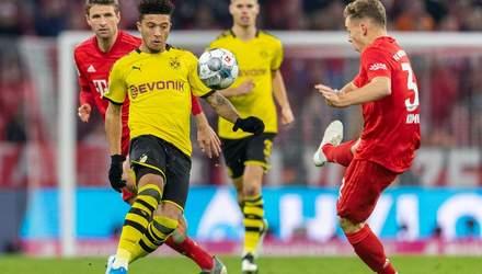 Боруссия Дортмунд – Бавария: прогноз букмекеров на топ-матч чемпионата Германии