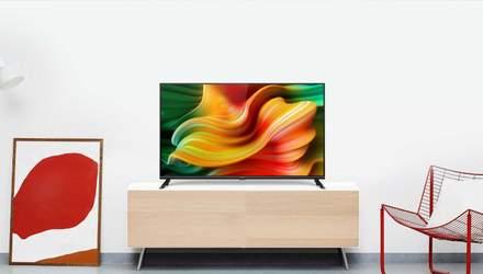 Realme випустила свій перший смарт-телевізор з дуже доступним цінником