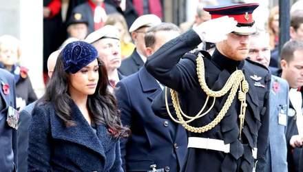 Меган Маркл була переконана, що королівська сім'я змовилась проти неї, – ЗМІ