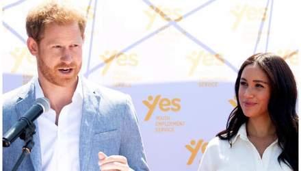 Меган Маркл і принц Гаррі знову планують переїзд з Лос-Анджелеса, – ЗМІ