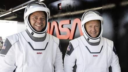 Исторический запуск Falcon 9 и Crew Dragon: онлайн-трансляция события