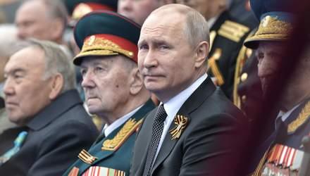 Парад жертвоприношения: как Путин пытается спасти свою удачу