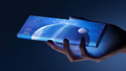 """Обновленный футуристический Xiaomi Mi Mix Alpha показали на """"живом"""" фото"""