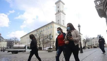 COVID-19 на Львівщині: карантин можуть не послабити найближчим часом – причина