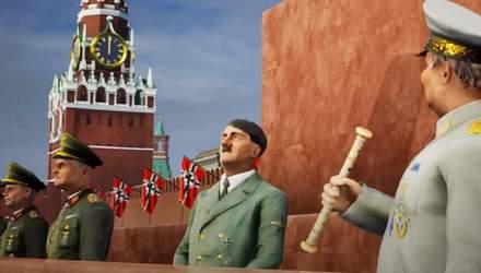 """Російські ЗМІ """"знайшли"""" в українській грі Strategic Mind: Blitzkrieg пропаганду нацизму"""