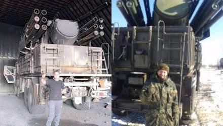 """Російський ракетно-гарматний комплекс """"Панцир С-1"""" зафіксували в Лівії і на Донбасі: фото"""