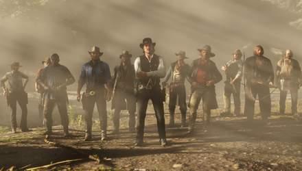 Зустріч навколо багаття:  британці проводять наради у грі Red Dead Redemption