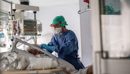 Кожен десятий хворий на діабет помирає від COVID-19  у перший тиждень після зараження