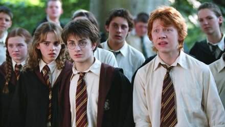 """У титрах """"Гаррі Поттера"""" приховали інтимну сцену: відео, яке ви могли не помітити"""