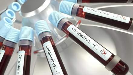 """В """"Охматдет"""" передали тесты на выявление COVID-19"""