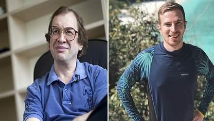 Російський блогер Мернес, якого побив український боєць, виявився сином Мавроді