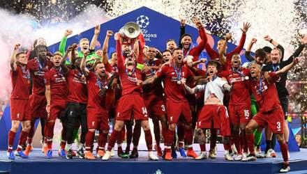 """Рік як """"Ліверпуль"""" вшосте виграв Лігу чемпіонів: відео"""