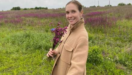 Катя Осадча в перший день літа похизувалася природною красою: дивовижне фото