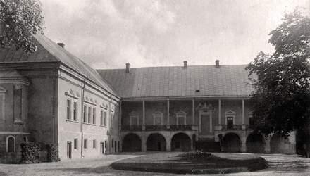 На Львовщине начинают реставрацию Поморянского замка: история и фото здания