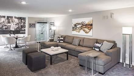 Інтер'єр в квартирі та будинку: як вибрати колір дивана