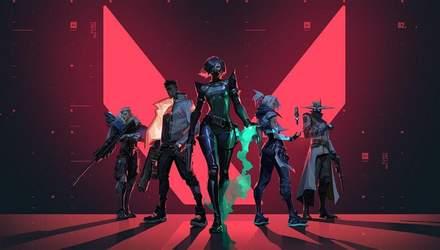 Реліз Valorant: геройський шутер від Riot Games вже отримав патч з новим контентом