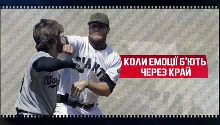 Кулаки, дубинки и оружие: подборка самых ожесточенных столкновений между спортсменами