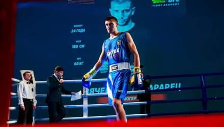 Яркий нокаут за одну секунду: украинский боксер превзошел все ожидания – видео