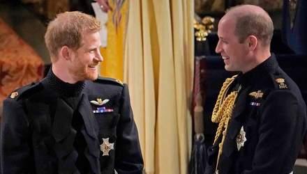 Принц Вільям стурбований безпекою брата та закликає його повернутись до Лондона, – ЗМІ