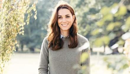 Секрет королівської шкіри: англійська система вмивання вівсянкою від Кейт Міддлтон