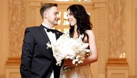 Певица Sonya Kay вышла замуж и рассекретила своего возлюбленного: свадебные фото пары