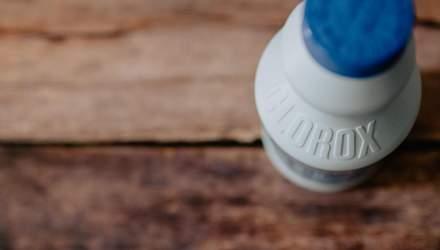 Люди миють фрукти відбілювачем для профілактики COVID-19: чому це небезпечно