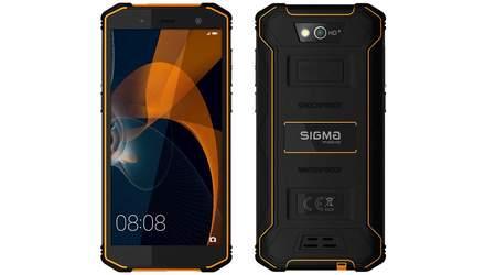 Крепкий орешек Sigma mobile X-Treme PQ36: обзор защищенного смартфона