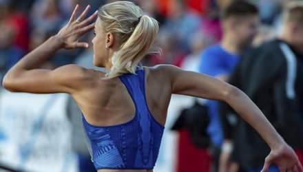 Чарівна Юлія Левченко показала, як тренується у Києві: відео