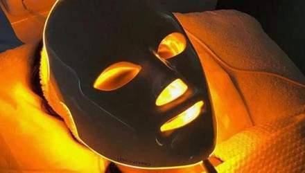 Світлодіодна терапія: що це та як вона здатна омолодити ваше обличчя