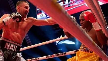 Знаменитый украинский боксер Гвоздик неожиданно решил завершить карьеру