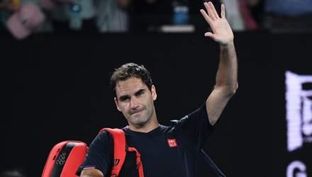Роджеру Федереру зробили ще одну операцію: повернення тенісиста відкладається