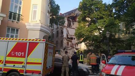 Обвали будинків в Одесі можуть продовжитись: журналістка б'є на сполох