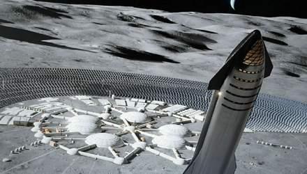 Маск пояснив, як модифікують Starship для висадки корабля на Місяць