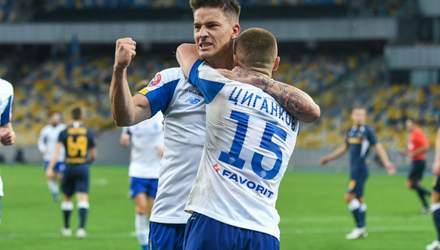 """""""Дніпро-1"""" націлився на трансфер двох лідерів """"Динамо"""""""