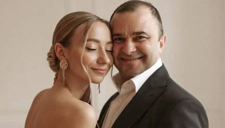 Не вік – показник щастя: молода дружина Віктора Павліка розповіла про своє ставлення до шлюбу